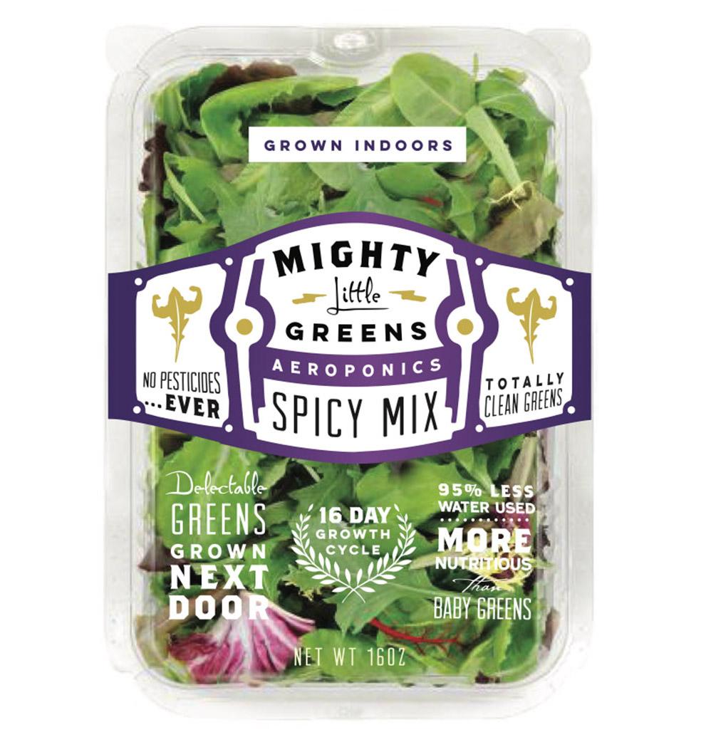 Clean Greens Packaging